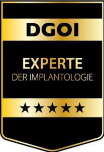 Zertifizierung – Experte der Implantologie